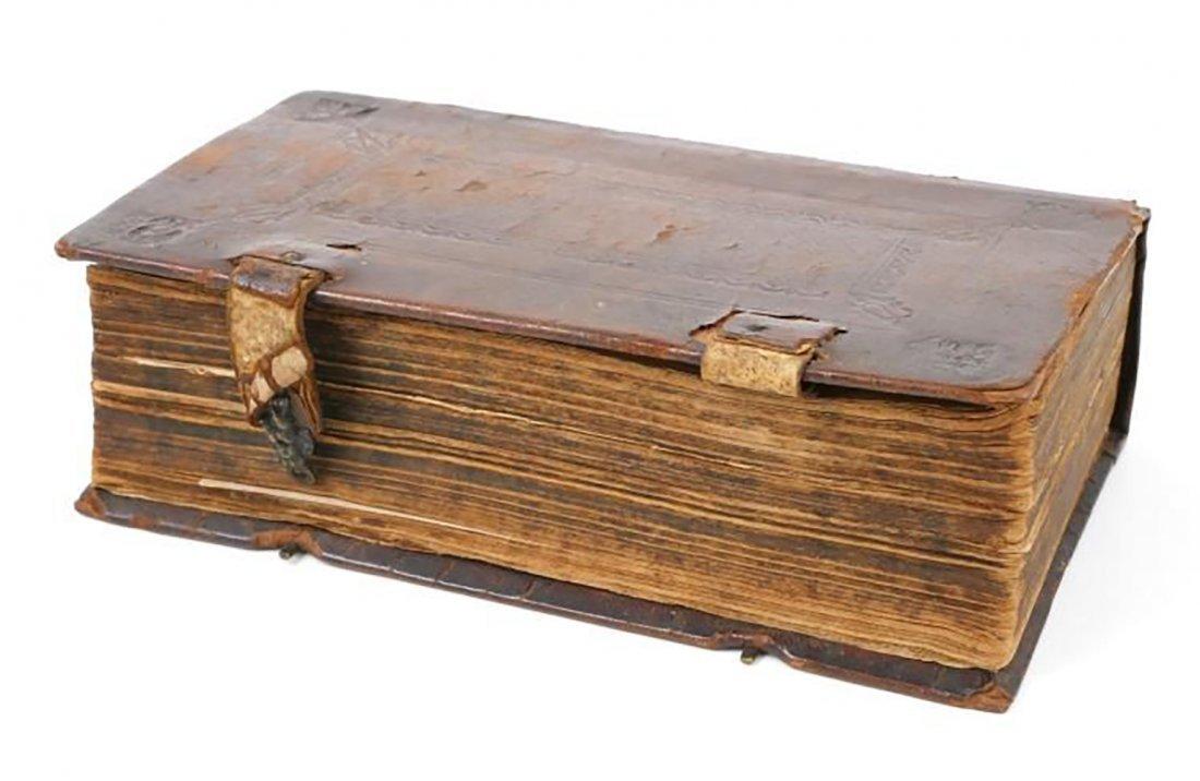 German Theological Book By Johann Friedrich Stark - 5