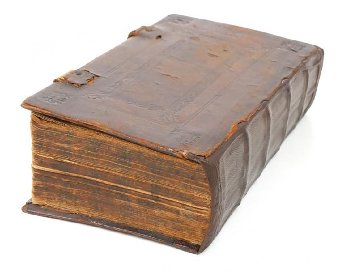 German Theological Book By Johann Friedrich Stark - 6