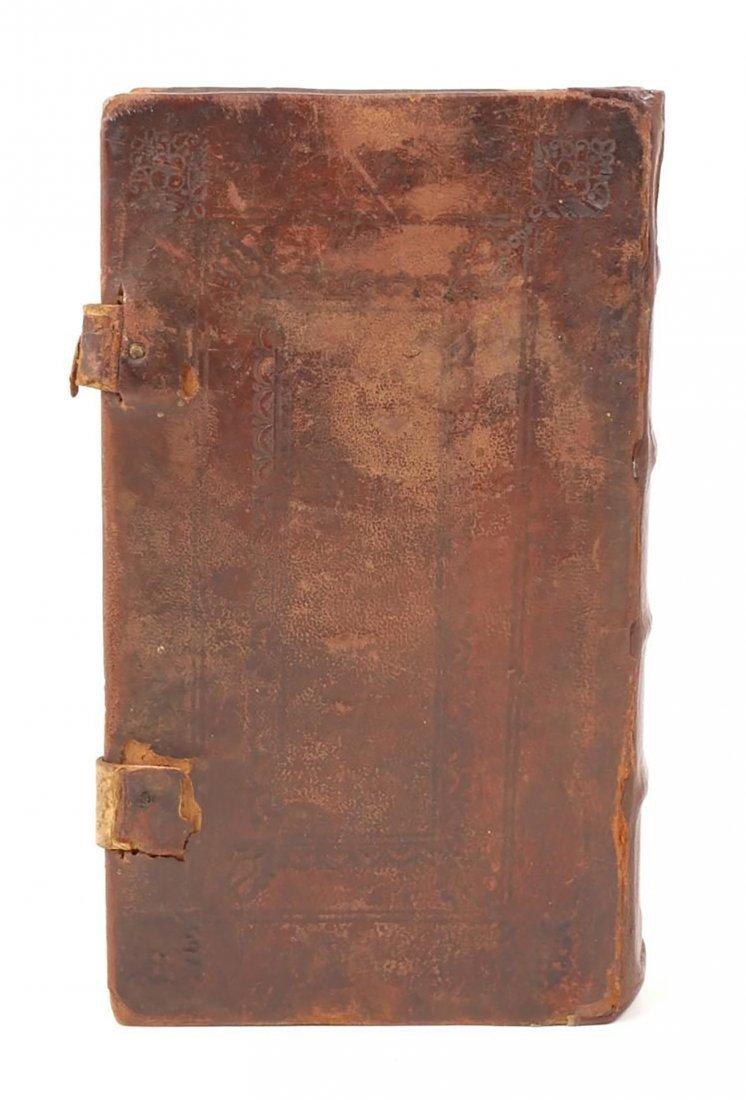German Theological Book By Johann Friedrich Stark - 7