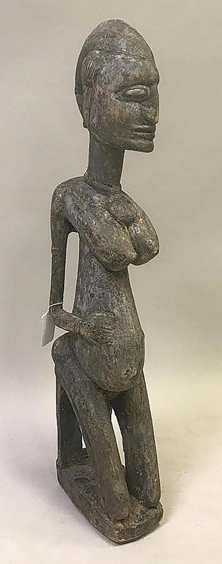 Large Dogon Region Wood Carved Sculpture