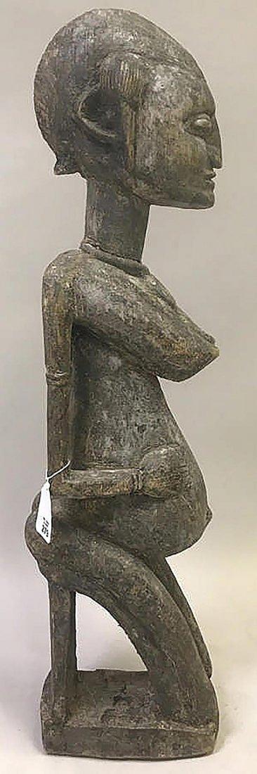 Large Dogon Region Wood Carved Sculpture - 2