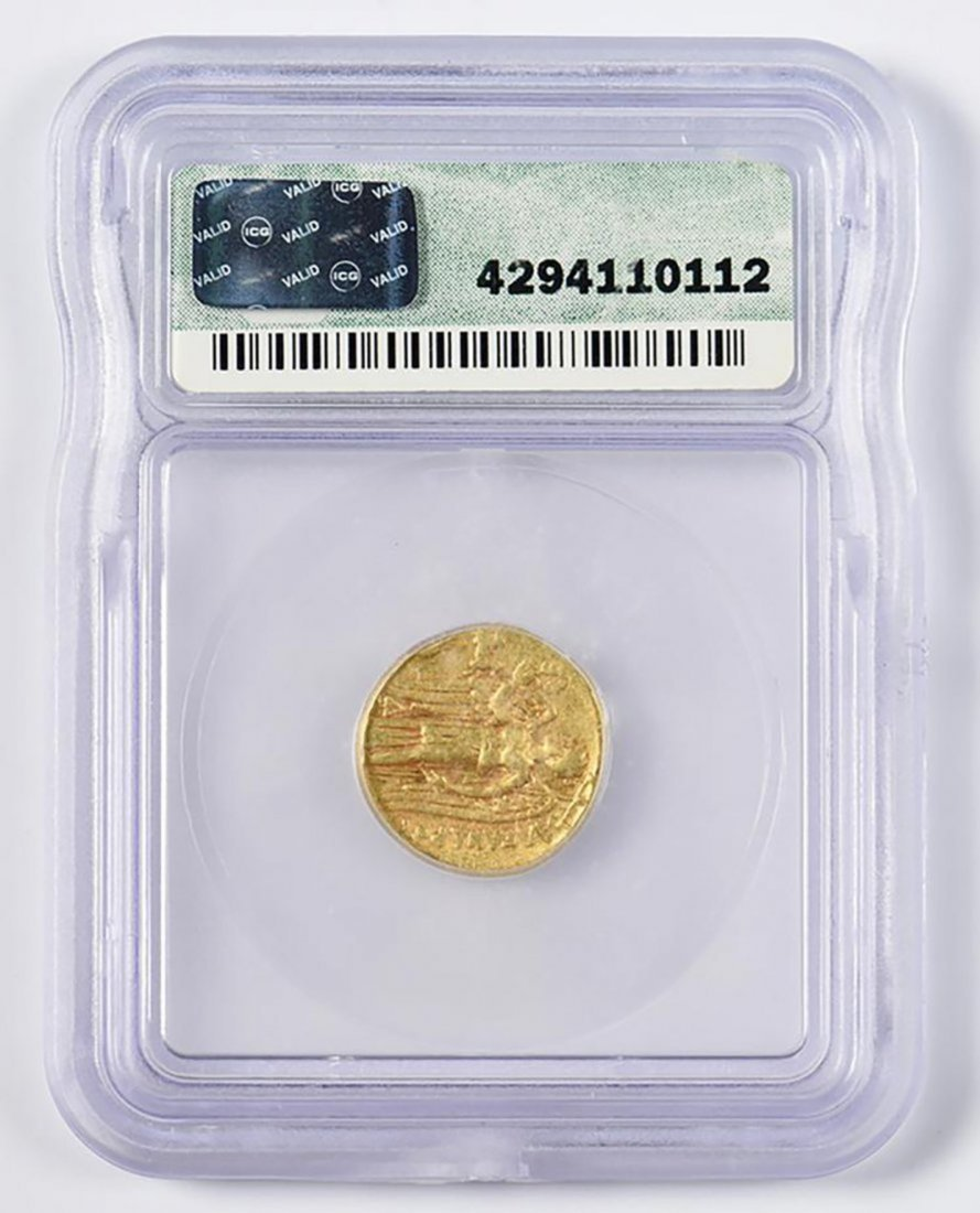 Ancient Greek Gold Coin - Alexander the Great AV Stater - 2