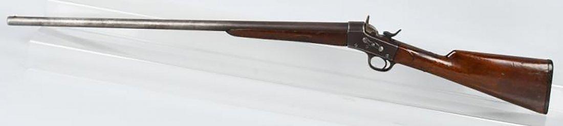 Whitney 16 GA. Rolling Block Shotgun - 4