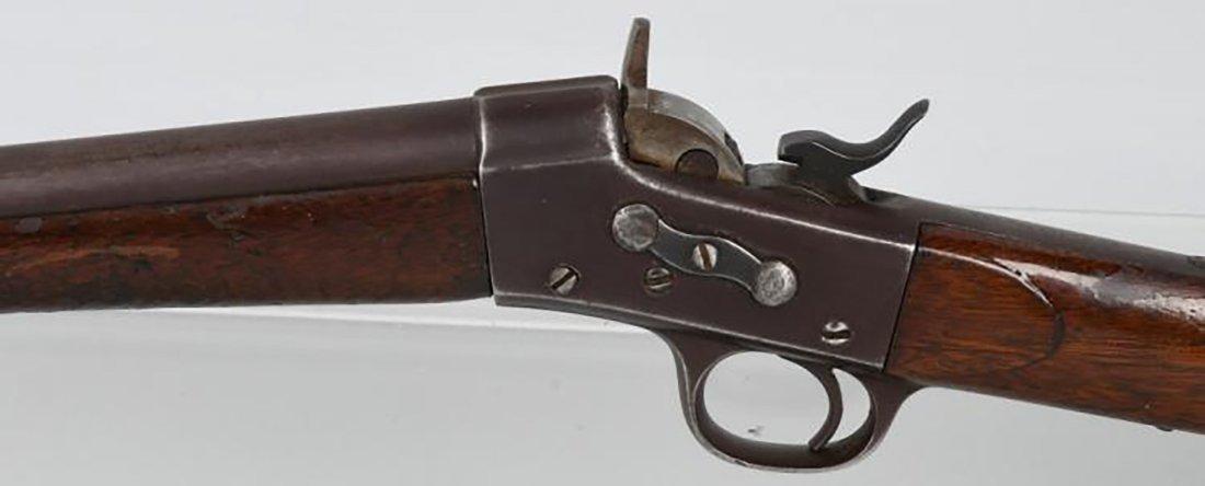 Whitney 16 GA. Rolling Block Shotgun - 5