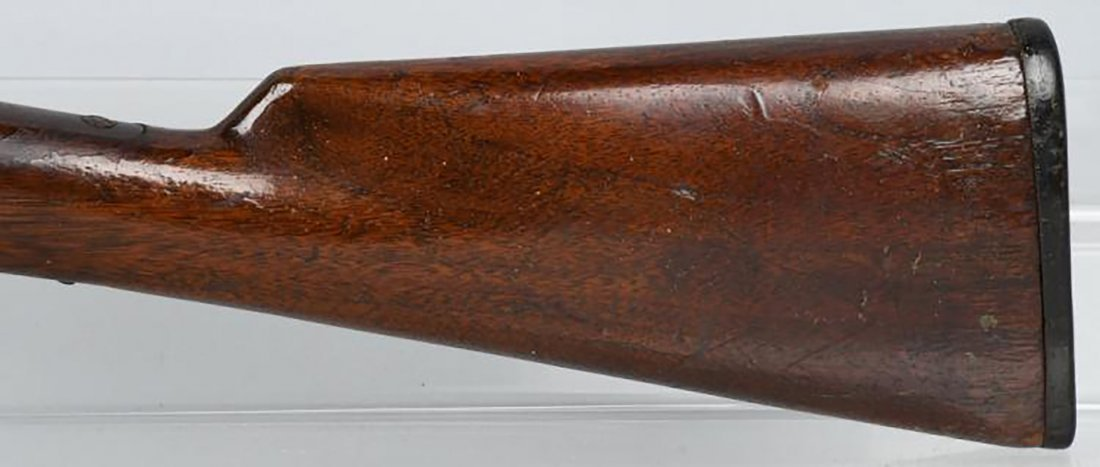 Whitney 16 GA. Rolling Block Shotgun - 6
