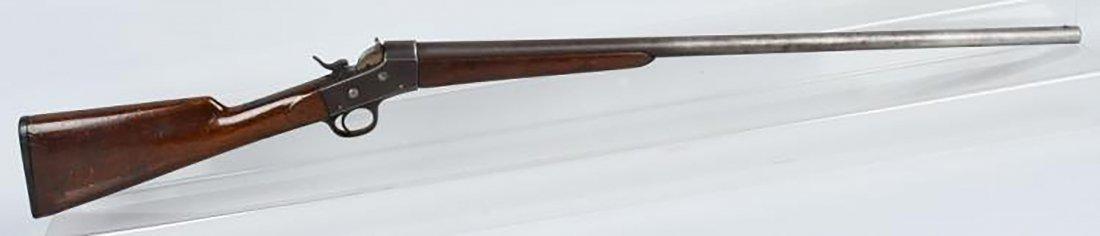 Whitney 16 GA. Rolling Block Shotgun - 9