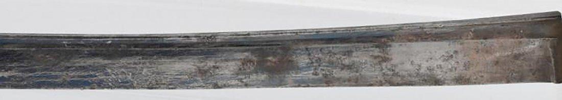 Museum Quality Revolutionary War Infantry Hanger Sword - 6