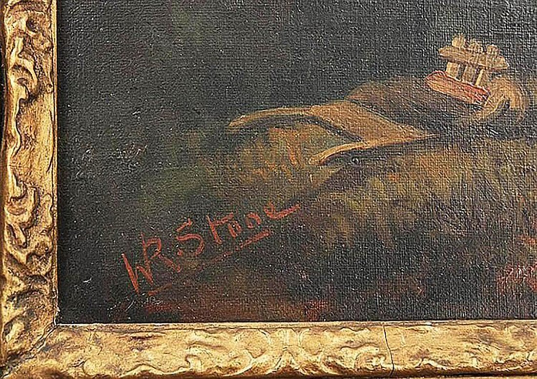"""Black Horse Tavern"" by William R. Stone - 2"