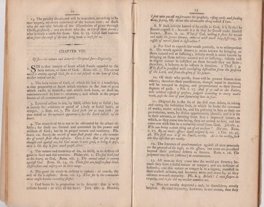 Rare Important 1804 Missionary Booklet - 3