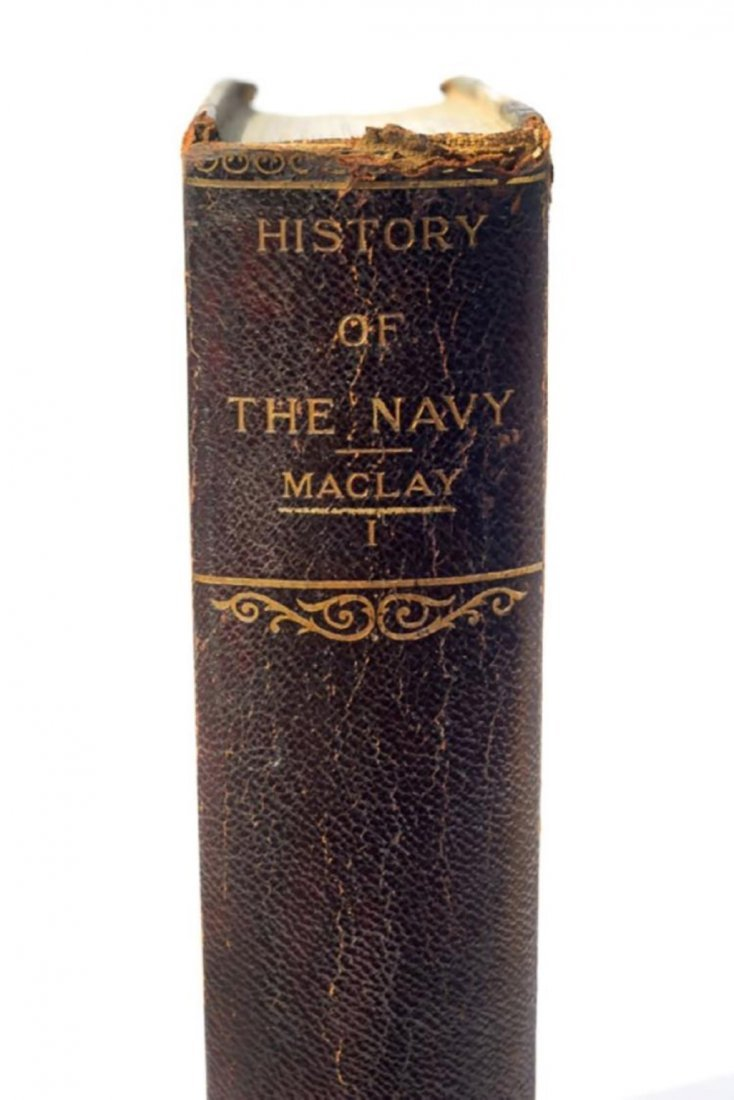 A History of the United States Navy from 1775 to 1898 - 3