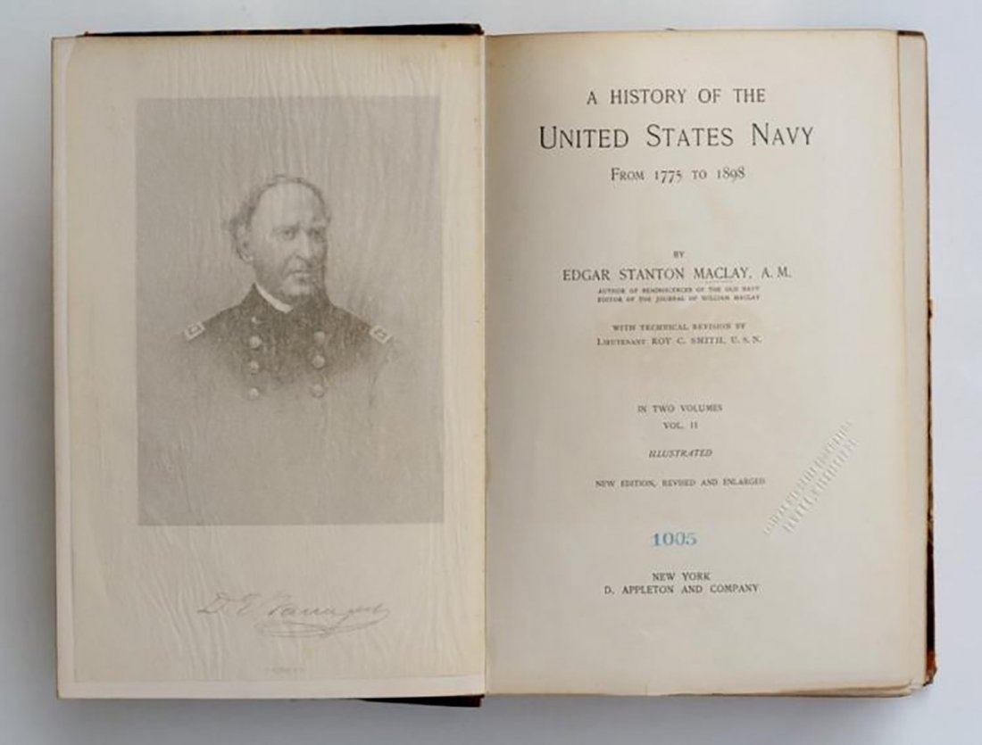 A History of the United States Navy from 1775 to 1898 - 6