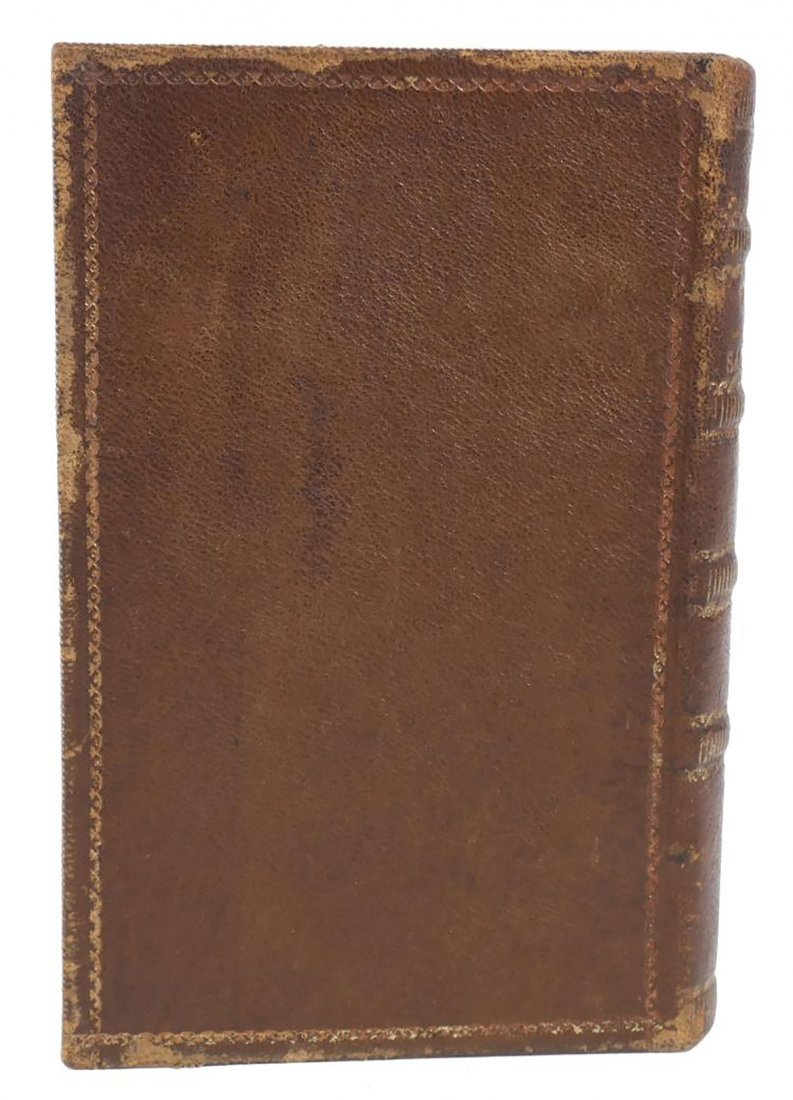 Rare First Edition of Mathew Henry's Important 1704 - 2