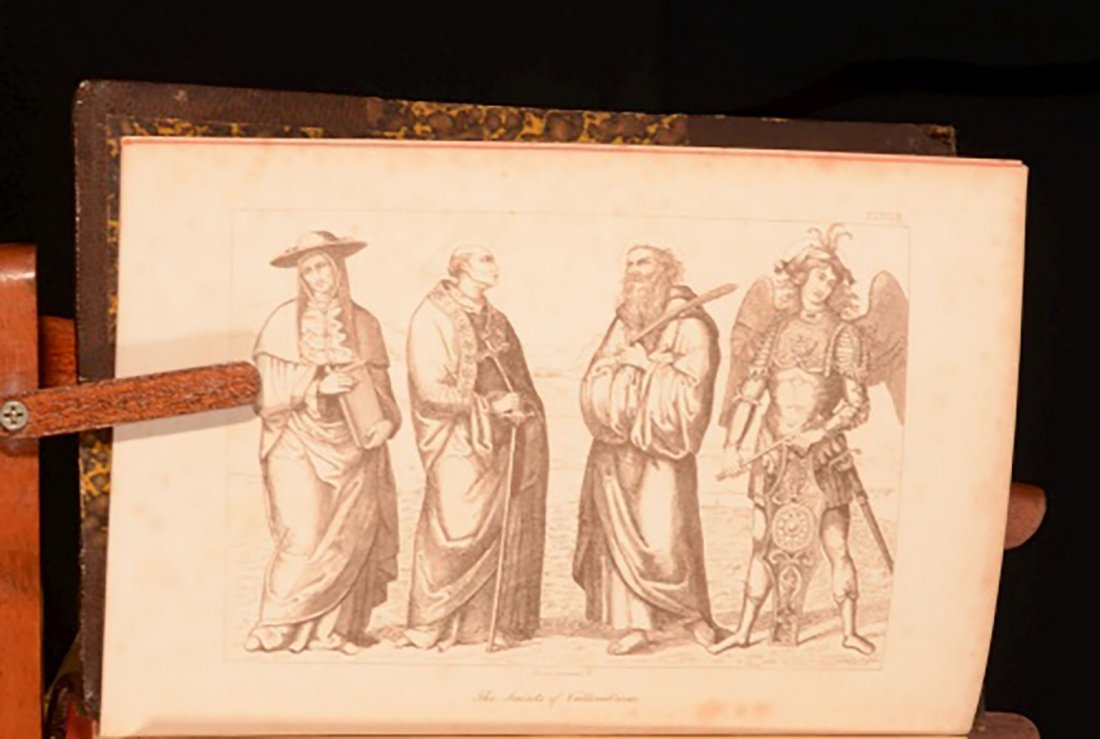 1852 Illustrated Legends of the Madonna Monastic Order - 3