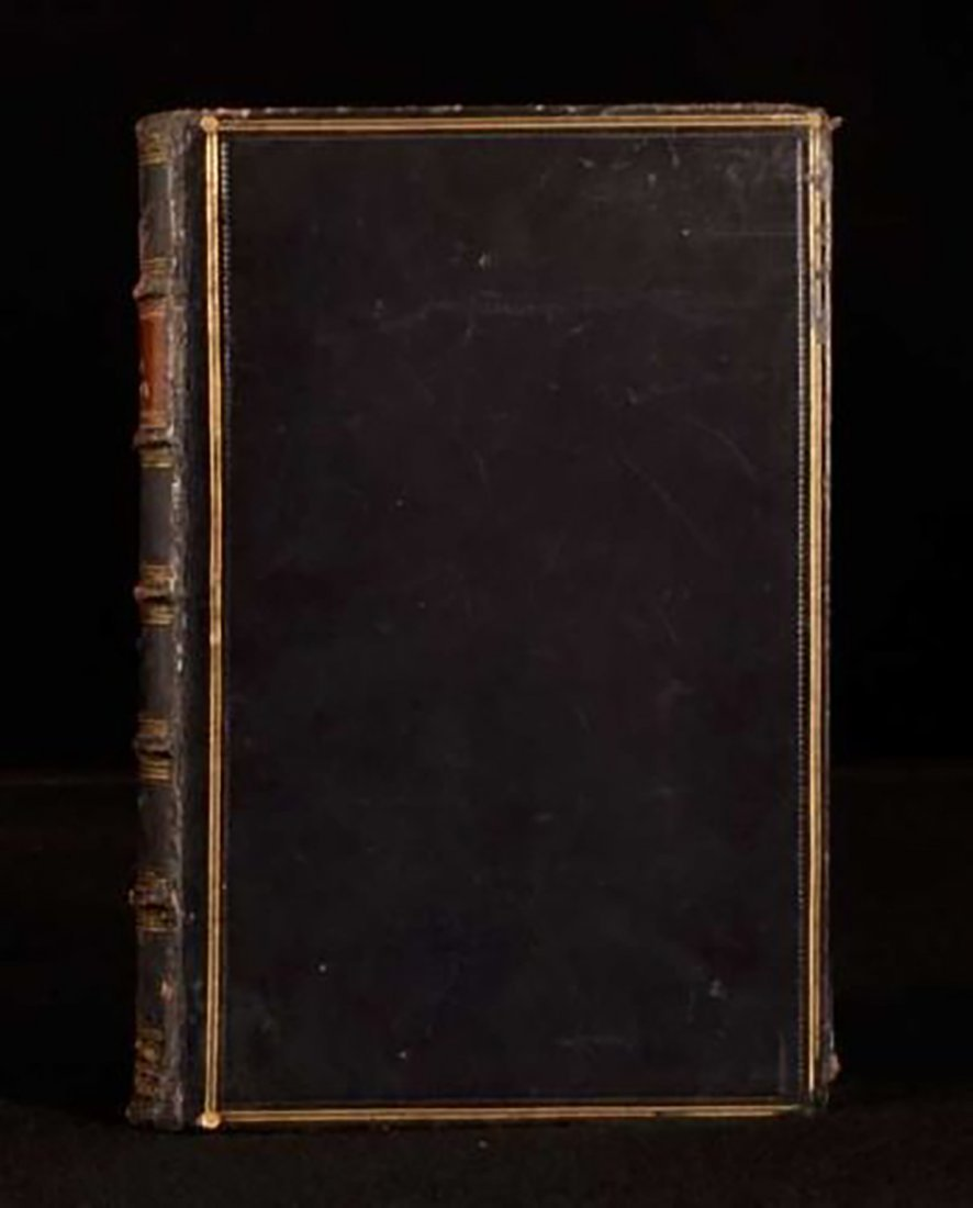 Rare 1770 Edition of the Works of Roman Lyric Poem - 2