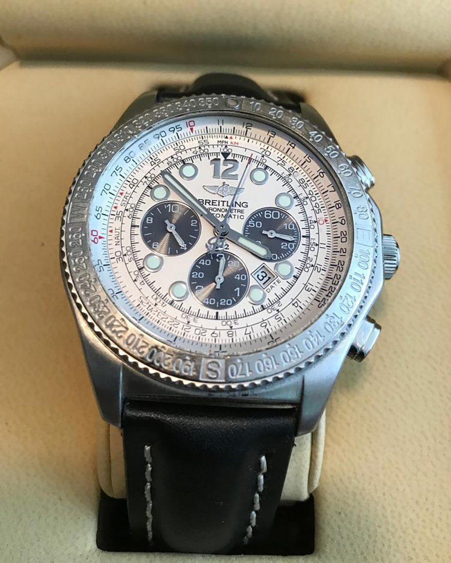 Breitling Navitimer Automatic Chronometer Watch