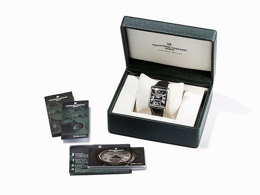 Frederique Constant Automatic Wristwatch, Switerland - 2