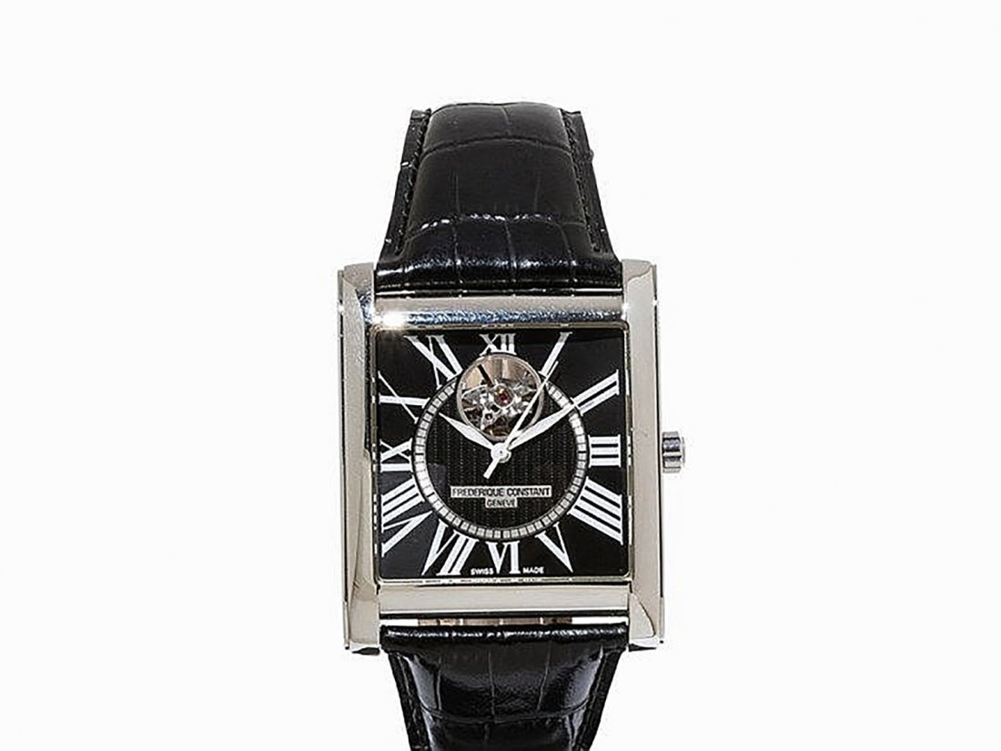 Frederique Constant Automatic Wristwatch, Switerland - 3