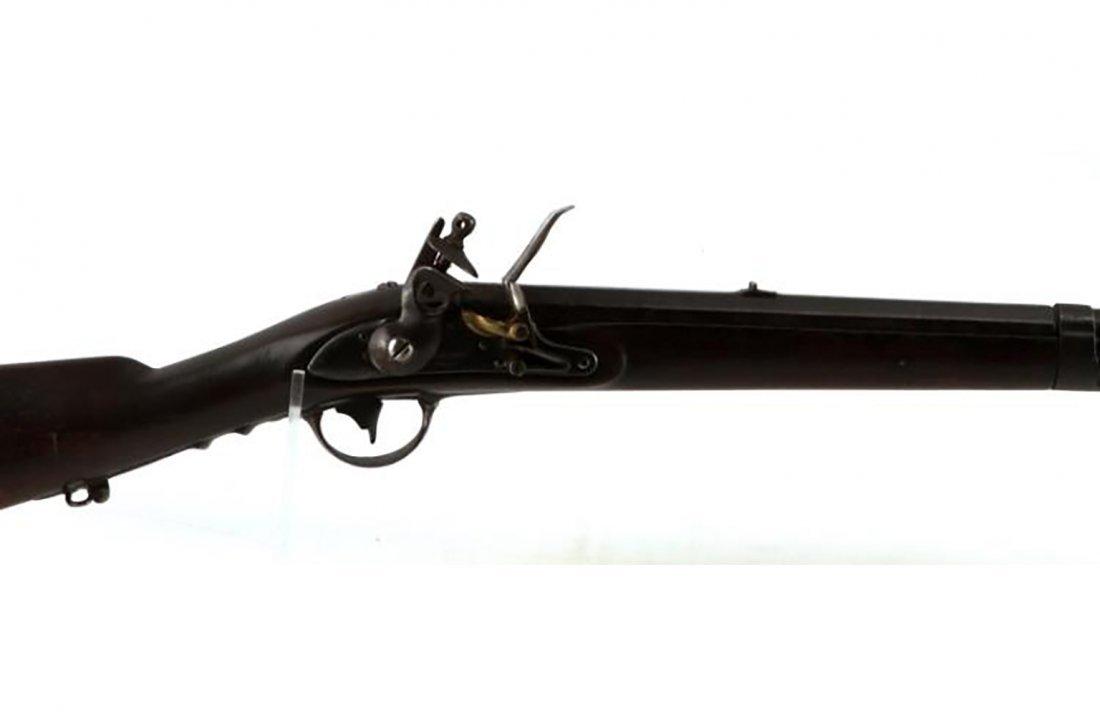 Rare U.S. Model 1814 Derringer (Phil) Flintlock Rifle