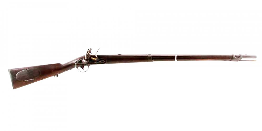 Rare U.S. Model 1814 Derringer (Phil) Flintlock Rifle - 2