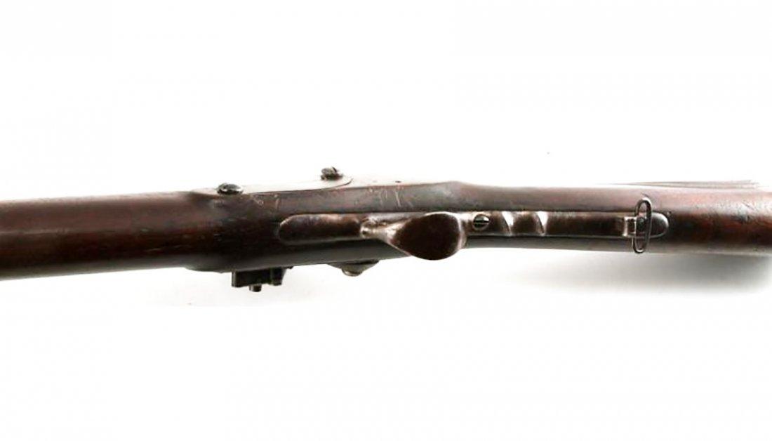 Rare U.S. Model 1814 Derringer (Phil) Flintlock Rifle - 3