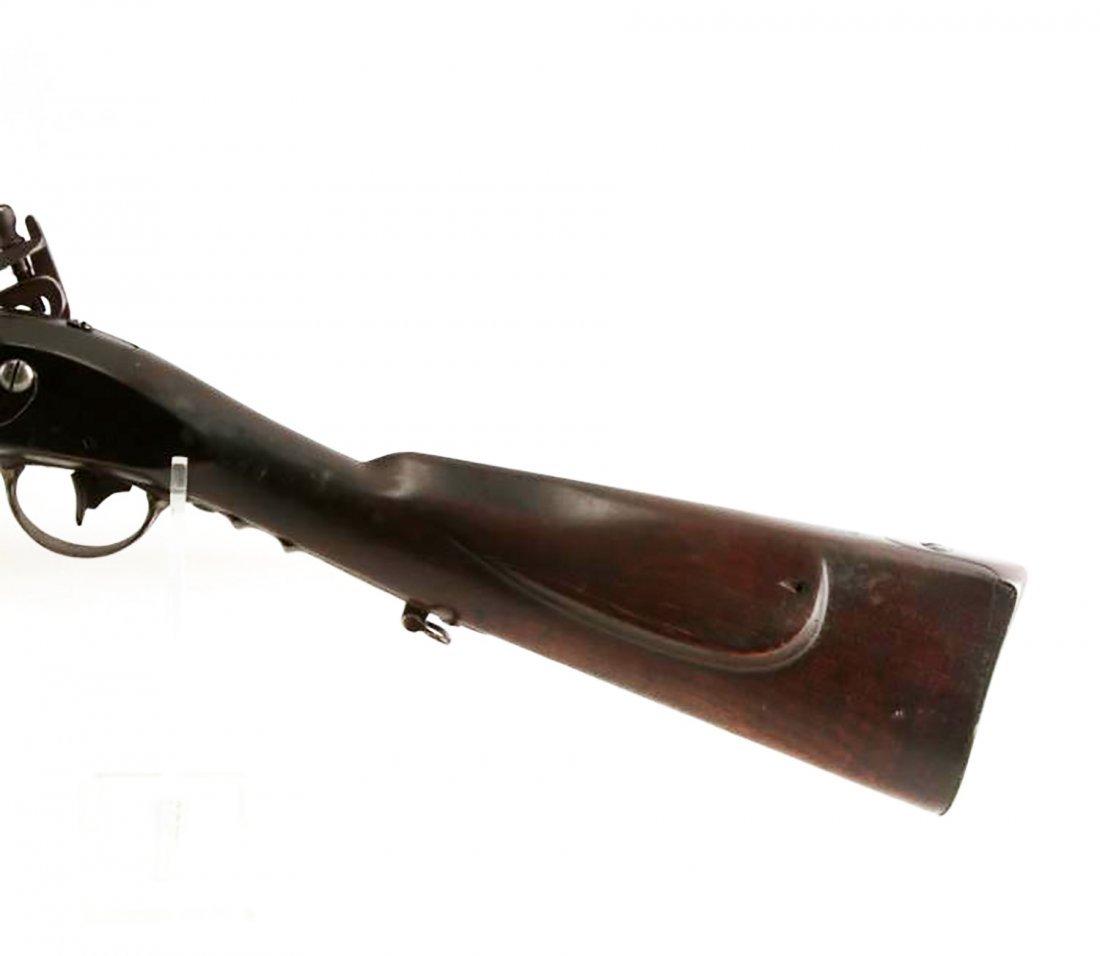 Rare U.S. Model 1814 Derringer (Phil) Flintlock Rifle - 7