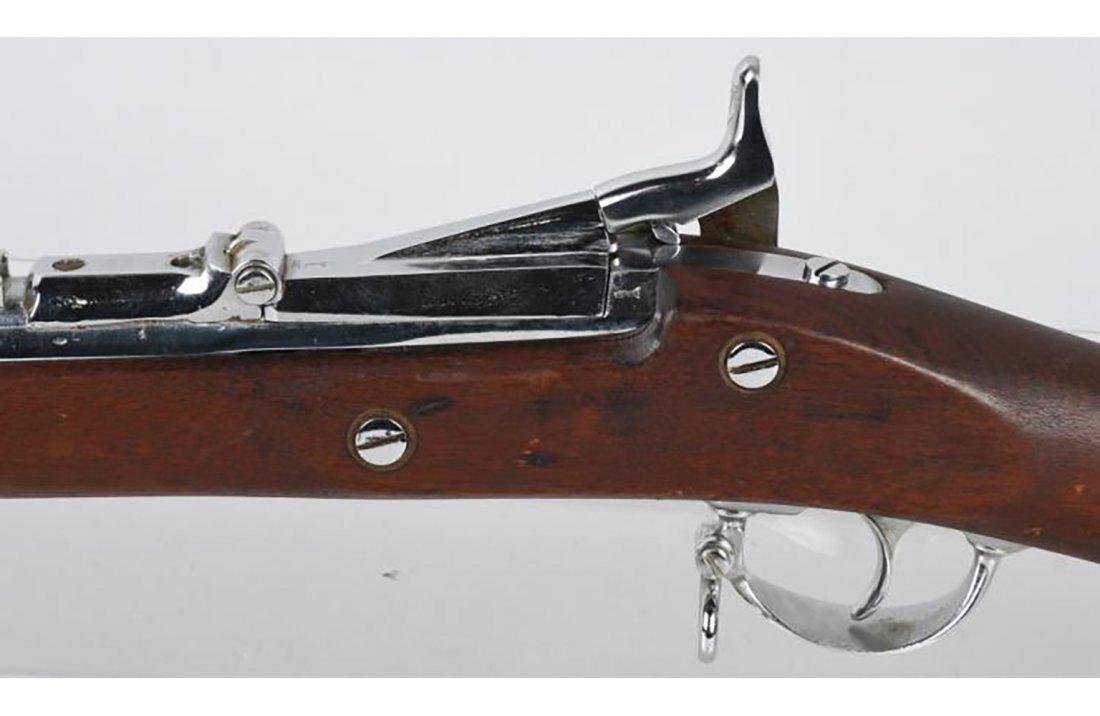 U.S. Springfield Model 1866 .50 Cal Rifle - 7
