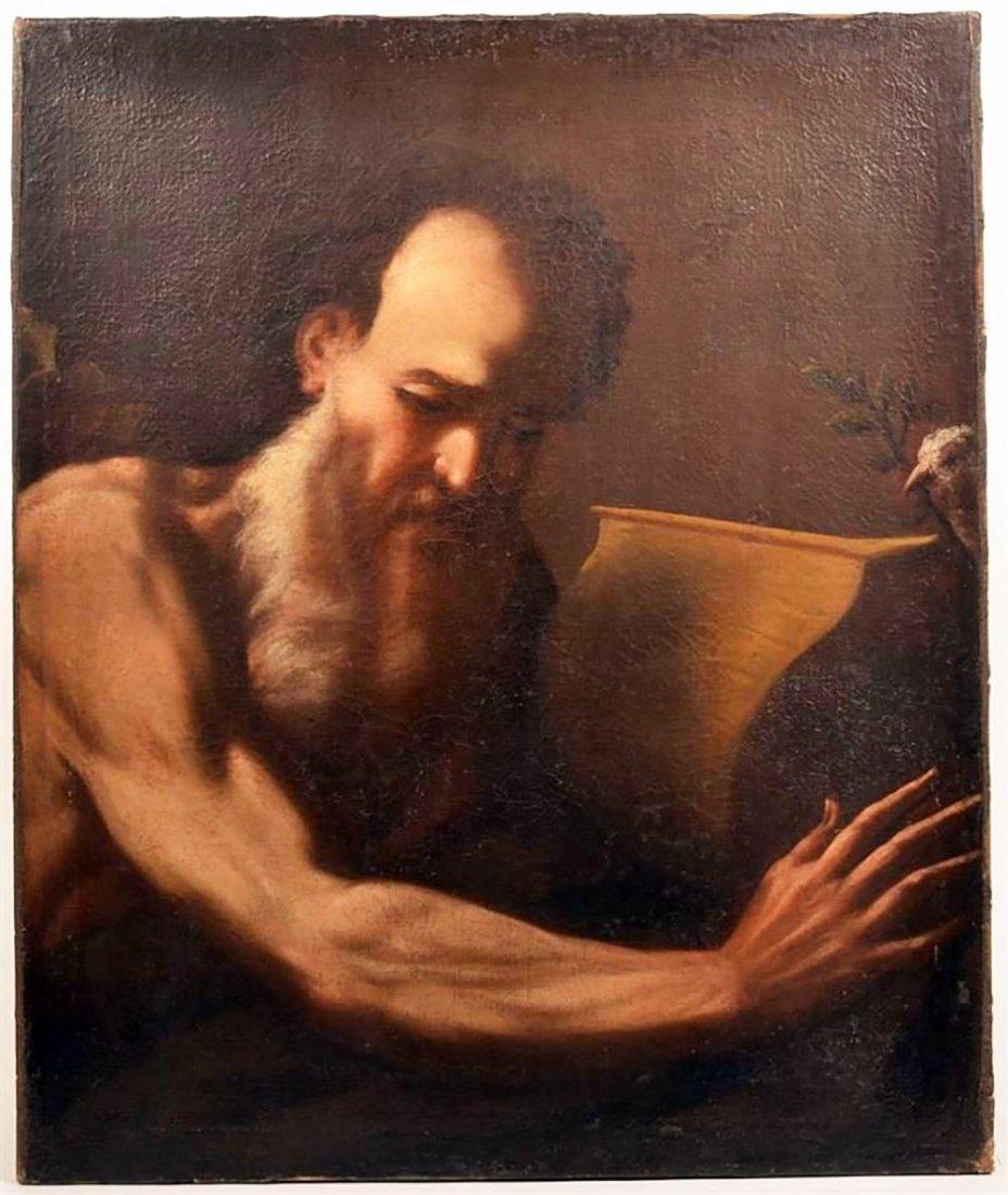 17th Century Baroque Portrait Oil Painting - 2