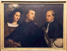 16th Century Oil Painting From the Workshop of Titian