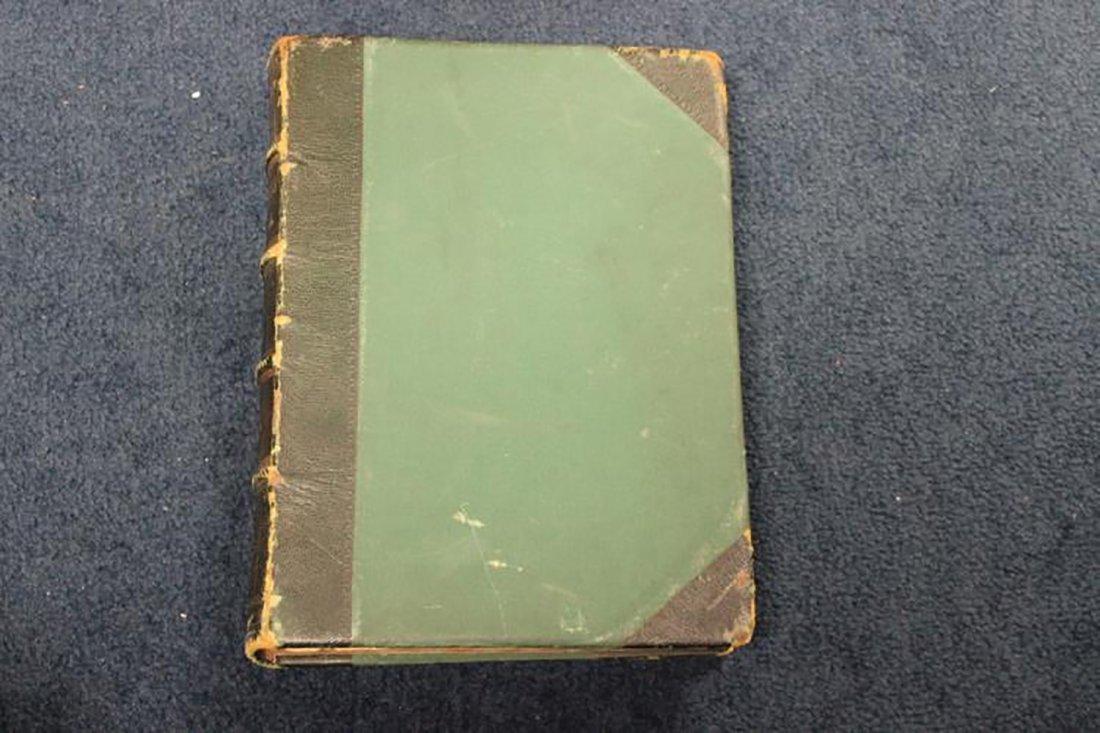 1869 Leather Bound Appletons Journal Vol.1 - 4
