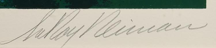 20th Century Leroy Neiman Serigraph - 3