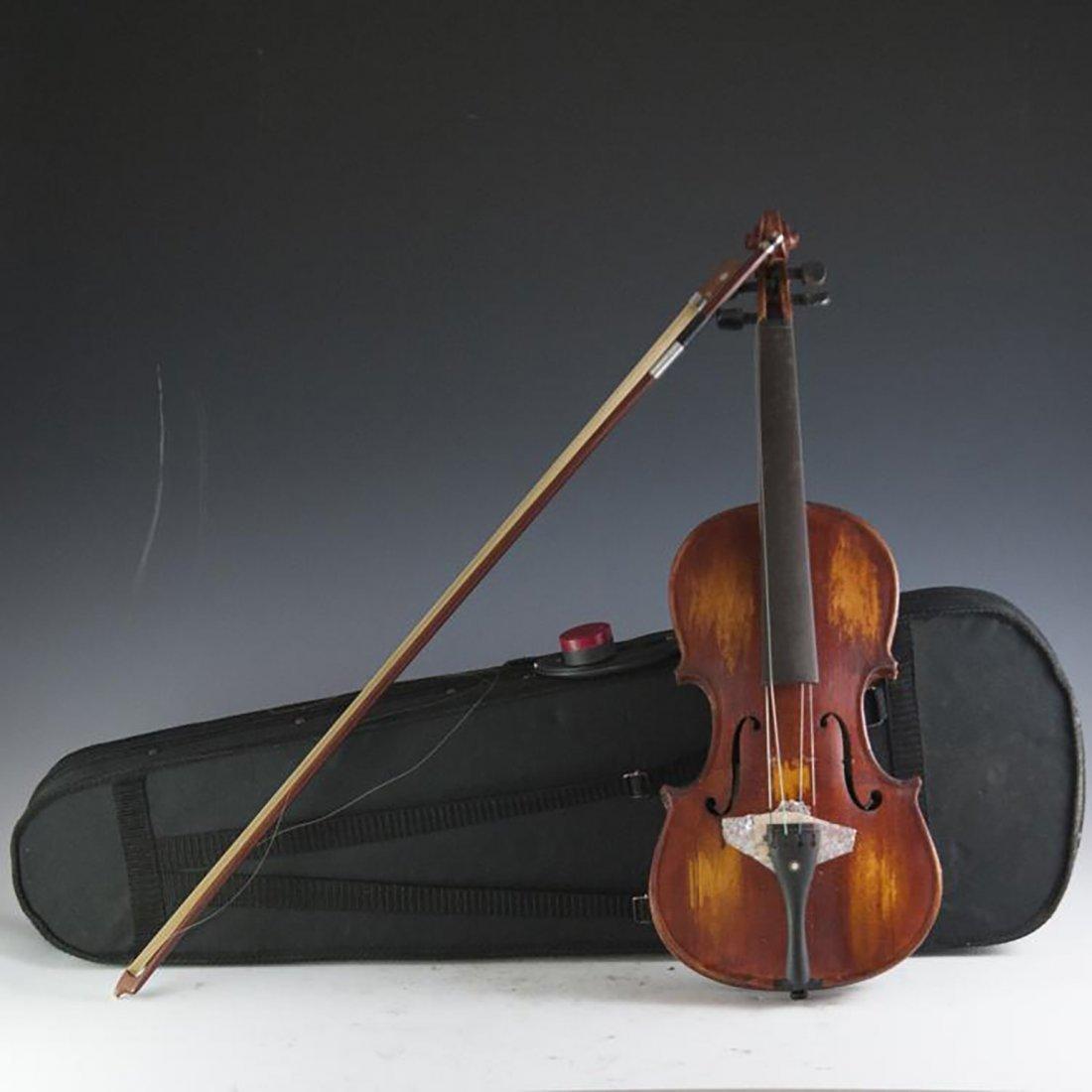 Continental Copy of a Stradivarius Violin
