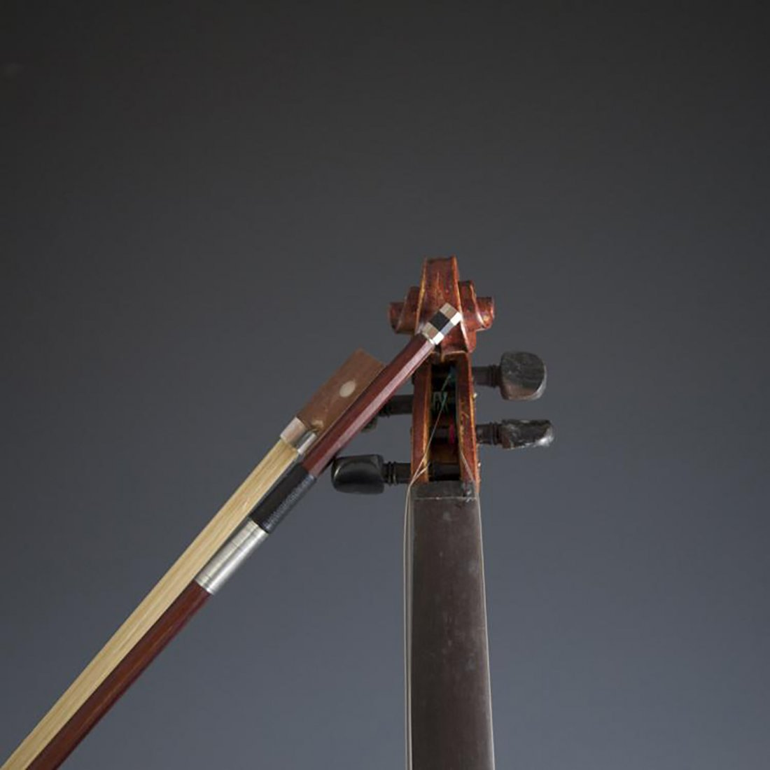Continental Copy of a Stradivarius Violin - 4