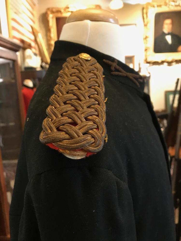 Antique 19th Century IOOF Patriarchs Militant Uniform - 14