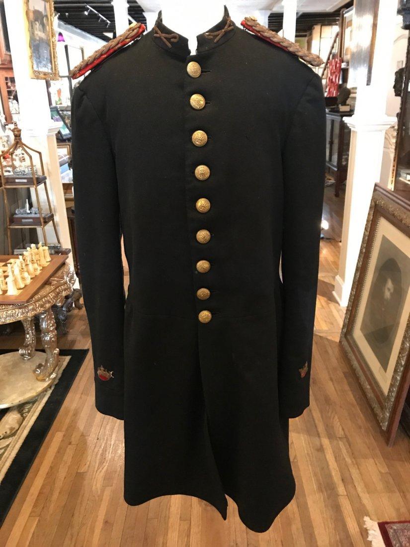 Antique 19th Century IOOF Patriarchs Militant Uniform