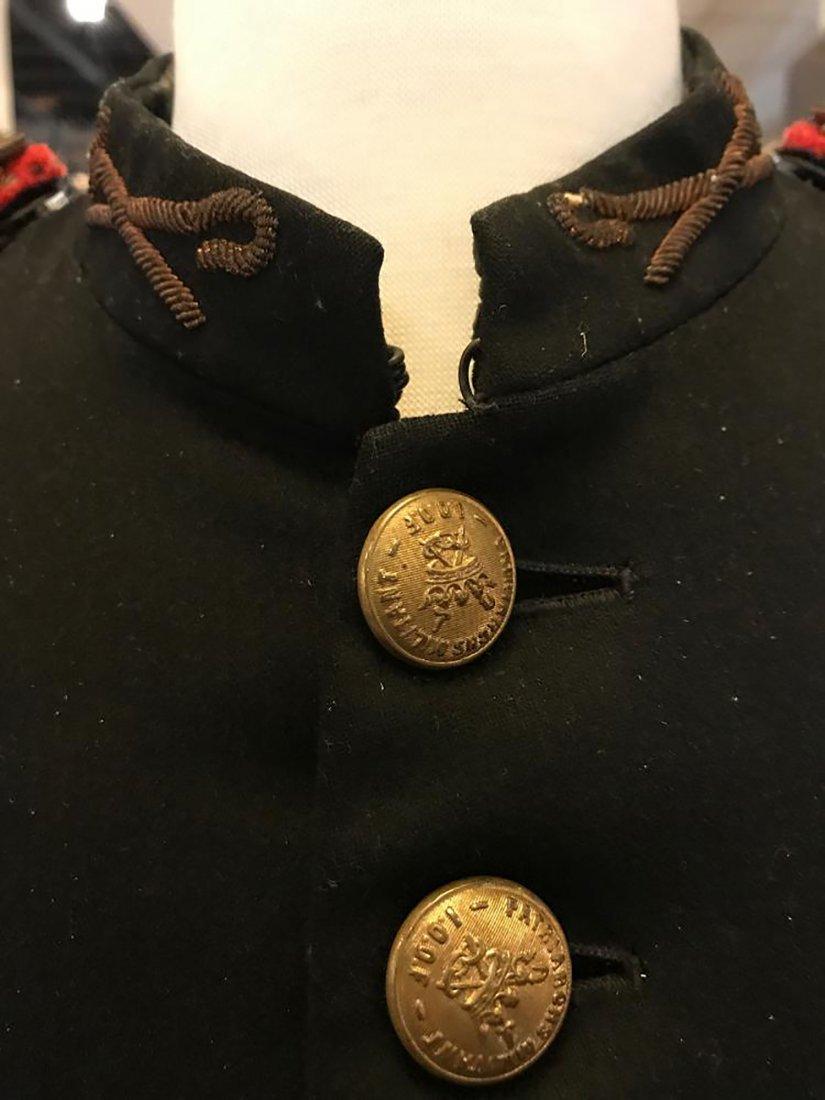 Antique 19th Century IOOF Patriarchs Militant Uniform - 3