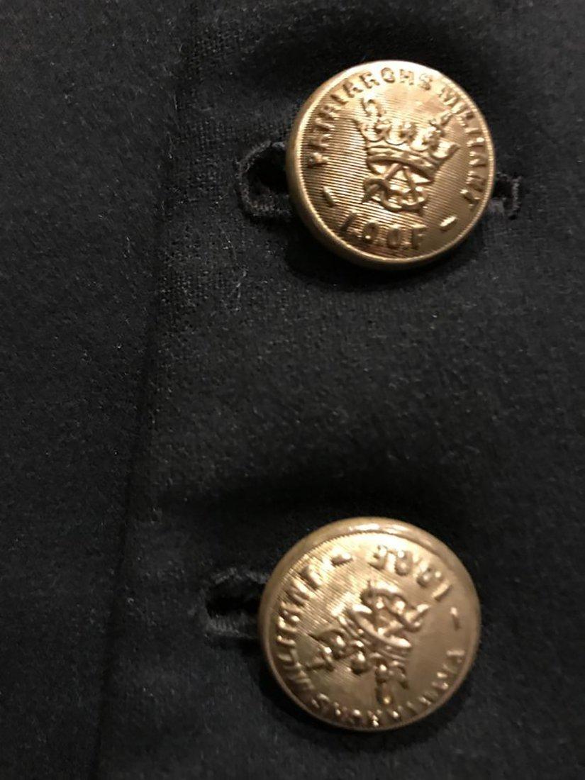 Antique 19th Century IOOF Patriarchs Militant Uniform - 7