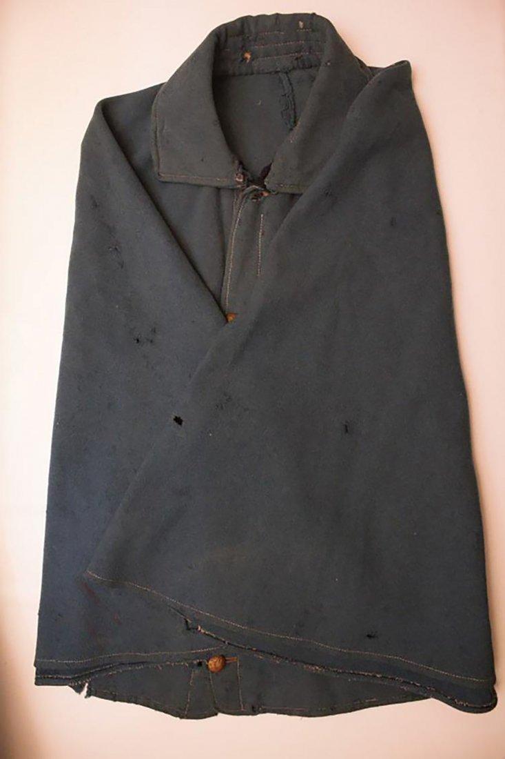 Rare Original Civil War Great Coat / Cape