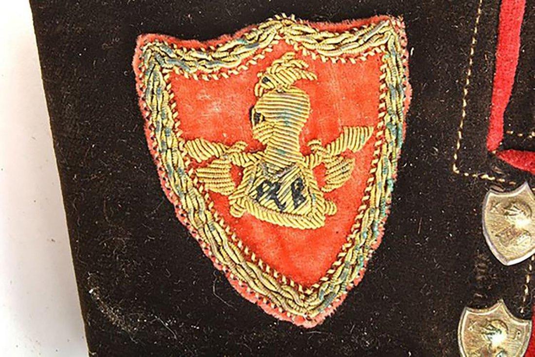 19th Century Knights of Pythias Regalia - 3