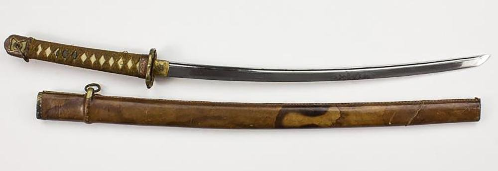 Early 17th Century Shinto Era Wakizashi Blade