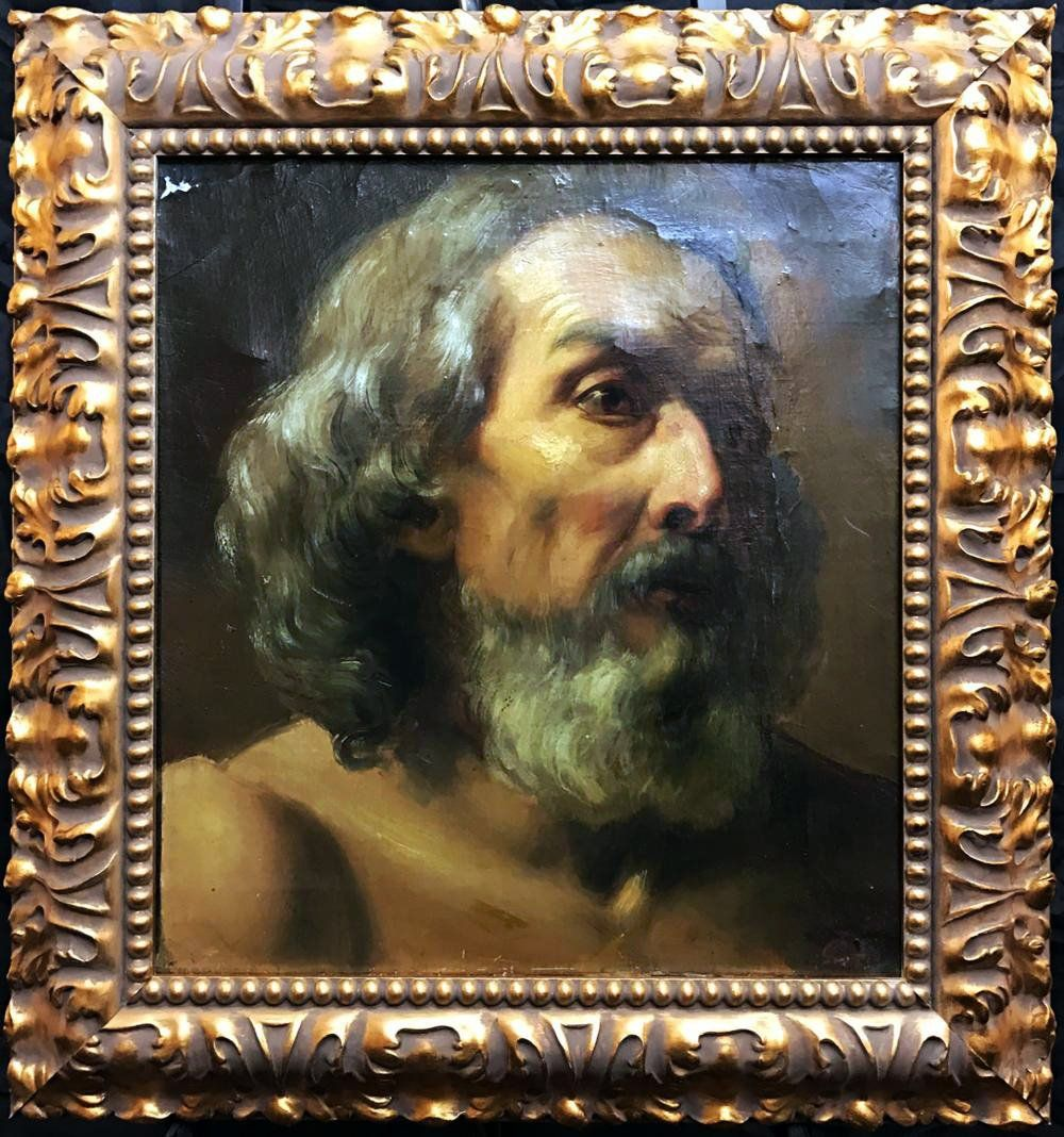 Marco Benefial 18th c. Oil Painting