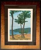 Playa de Fajardo II Puerto Rico by Luis German Cajiga