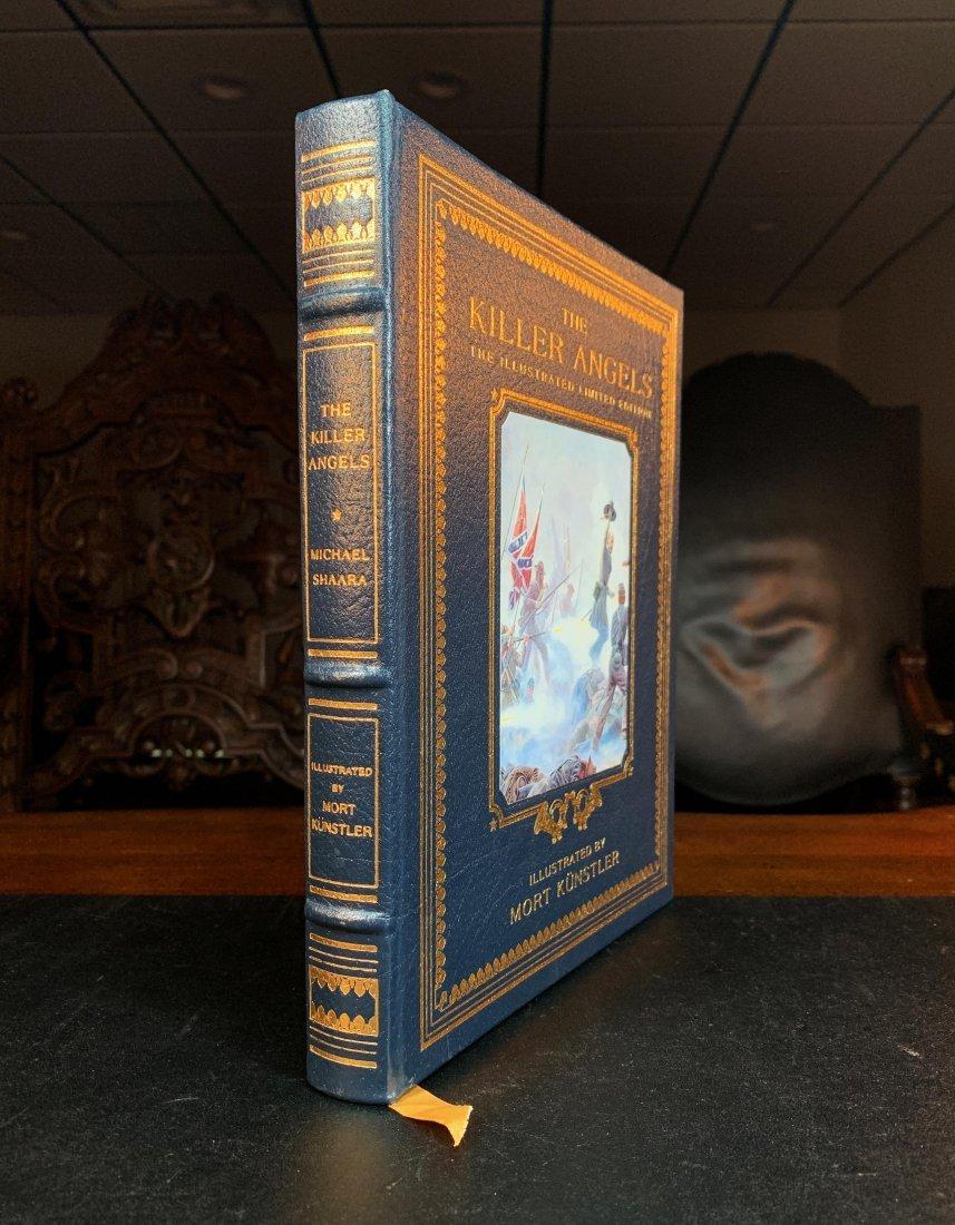 Civil War Signed Ltd. Edition of KILLER ANGELS
