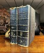 Antique 2v DICTIONARY OF CHRISTIAN ANTIQUITIES