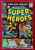 Marvel Super Heroes 1  Marvel Comic Book
