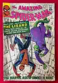 The Amazing Spider-Man #6 - Marvel Comic Book
