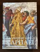 First Ed. THE COMPLETE WORK OF RAPHAEL