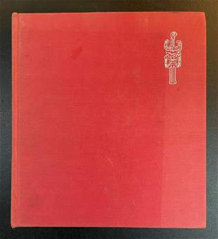 1st Ed INDIAN ART MIDDLE AMERICA Frederick J Dockstader