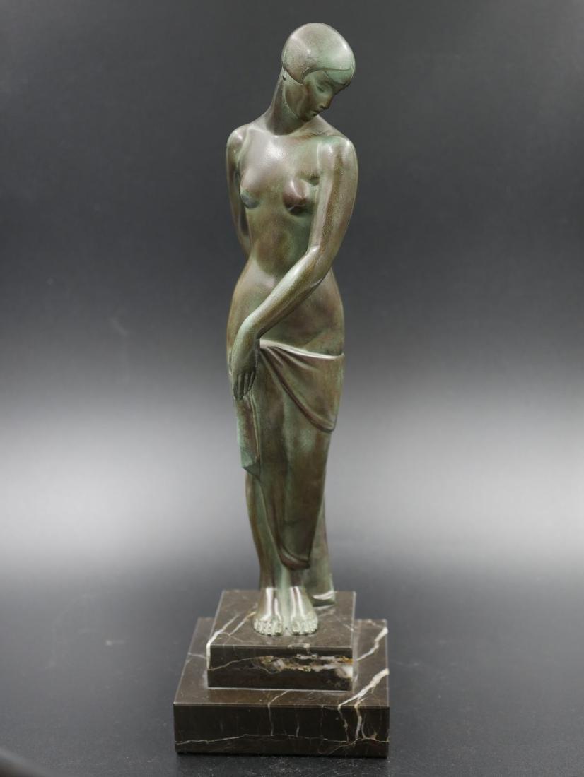 Pierre LE FAGUAYS dit FAYRAL (1892-1962) - Jeune femme