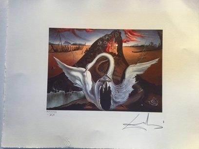 Salvador Dali Lithograph - 10