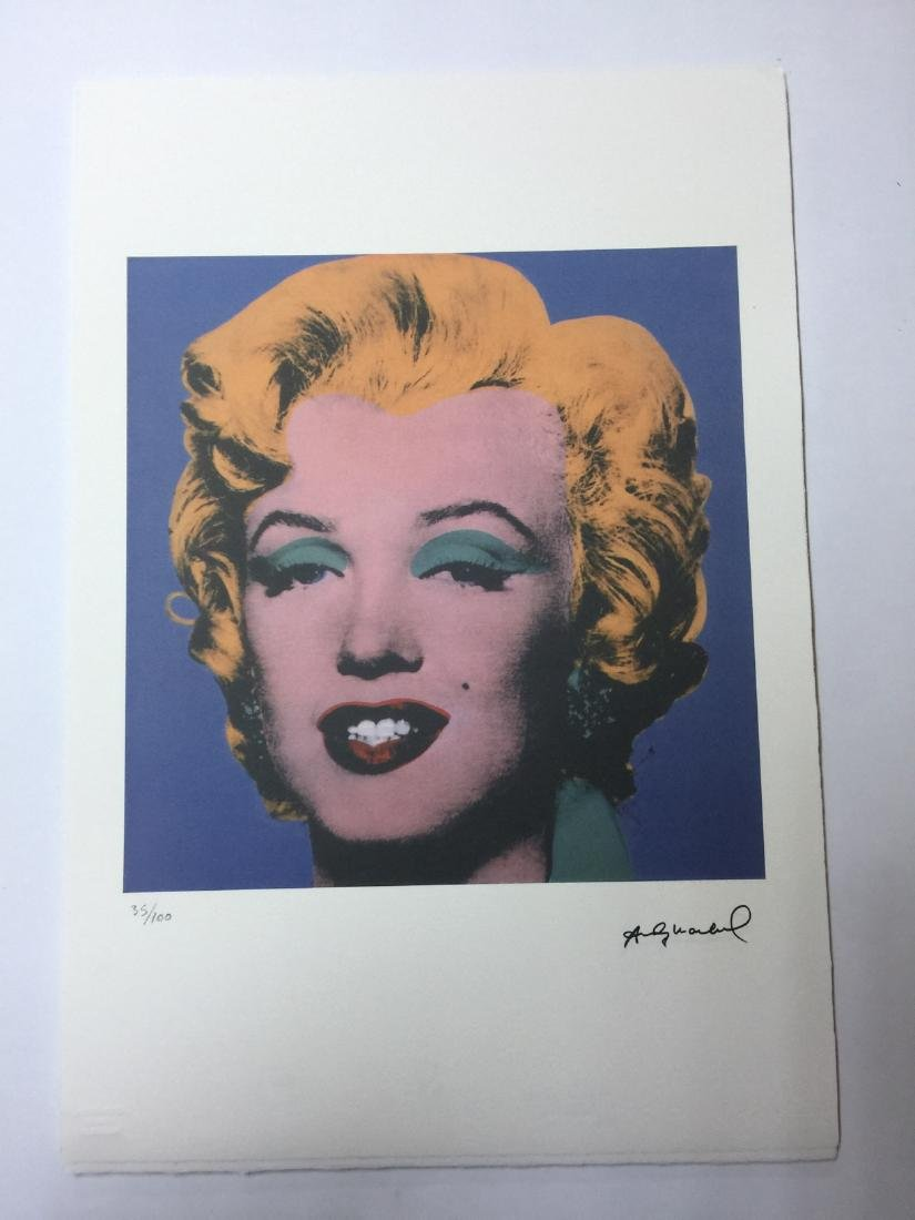 Andy Warhol (after)